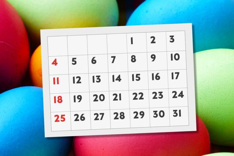 Schemalägg inlägg i kalendern