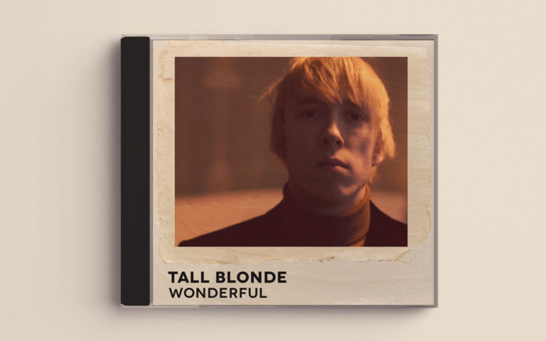 "Albumomslag till EP:n ""Wonderful""."